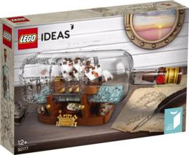 Lego 92177 Schip in een fles - Lego Ideas