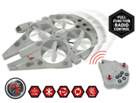Millennium Falcon Radio Control Flying Drone