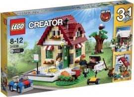 Lego 31038 Verandering van de Seizoenen 3 in 1