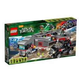 Lego 79116 Big Rig Sneeuwontsnapping