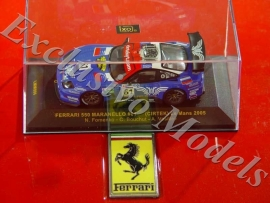 Ferrari 550 Maranello Cirtek LM 2005 - IXO Models 1:43