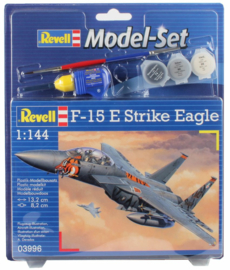F-15 E Strike Eagle bouwdoos set - Revell 1:144