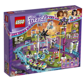 Lego 41130 - Friends Pretpark achtbaan - Lego Friends