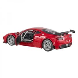 Ferrari 458 Italia GT2 - Hotwheels 1:18