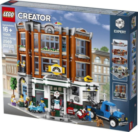 Lego 10264 Garage op de Hoek - Lego Creator Expert
