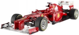 Ferrari F2012 F. Alonso Winner Malaysian GP 2012 Hotwheels ELITE  1:18