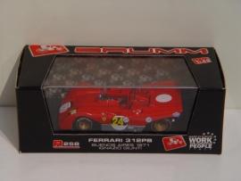 Ferrari 312 PB #24 1000km Buenos Aires 1971 - Brumm 1:43