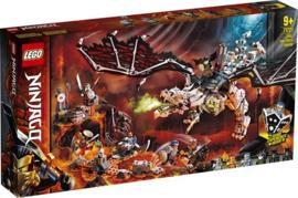 LEGO 71721  Skull Sorcerer's Draak - Lego Ninjago
