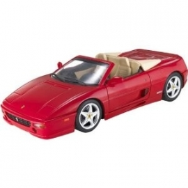Ferrari F355 spider - Hotwheels 1:18