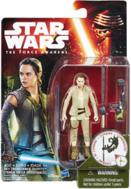 The Force Awakens - Rey - Resistance Outfit