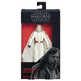 The Last Jedi - Luke Skywalker - The Black Series