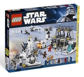 Lego 7879 Hoth Echo Base