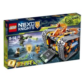Lego 72006 Nexo Knights - Axl's Rollende Arsenaal