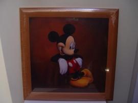 Disney Mickey Mouse Fotolijst 40 x 40 cm