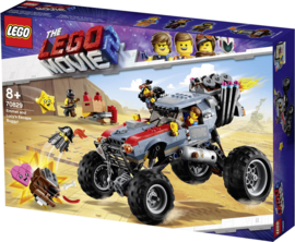 Lego 70829 - Emmets en Lucy's vlucht buggy! - Lego The Movie 2