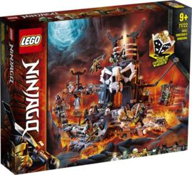 LEGO 71722  Skull Sorcerer's Kerkers - Lego Ninjago