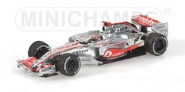 McLaren Mercedes MP 4-22 F. Alonso - Minichamps 1:43