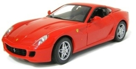 Ferrari 599 GTB - Hotwheels 1:18