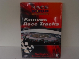 RACE WORLD - Famous Race Tracks - DVD