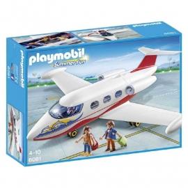 Playmobil 6081 - Vakantievliegtuig