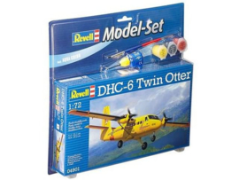 DHC-6 Twin Otter bouwdoos set - Revell 1:72
