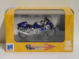 Suzuki GSX 1300R - NewRay 1:32