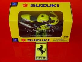 Suzuki GSX-R600 (2005) - NewRay 1:18