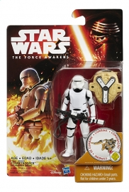 The Force Awakens - First Order Flametrooper
