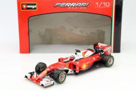 Ferrari SF16  F1 2016 Kimi Raikkonen Bburago 1:18