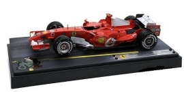 Ferrari 248 F1 GP Shanghai 2006 M. Schumacher