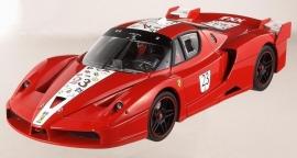 Ferrari FXX #23 Franck Muller - Hotwheels ELITE 1:18