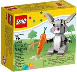 Lego 40086 Paashaas met wortel