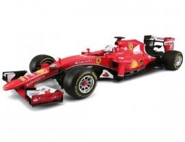 Ferrari SF15-T F1 2015 Sebastian Vettel Bburago 1:18