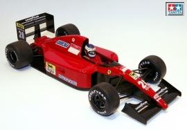 Ferrari 643 Jean Alesi - Tamiya Collectors Club