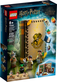 Lego 76384 - Zweinstein Moment: Herbologieles - Lego Harry Potter
