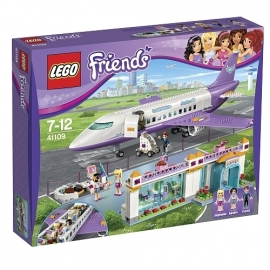 Lego 41109 - Friends Heartlake vliegveld - Lego Friends