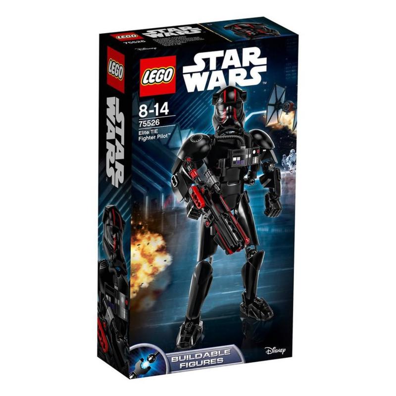 Lego 75526 Elite TIE Fighter Pilot