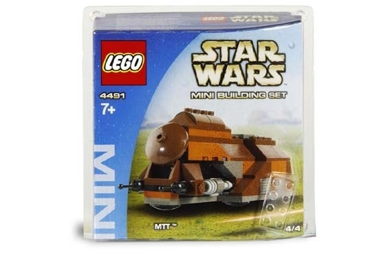 Lego 4491 Star Wars - MTT