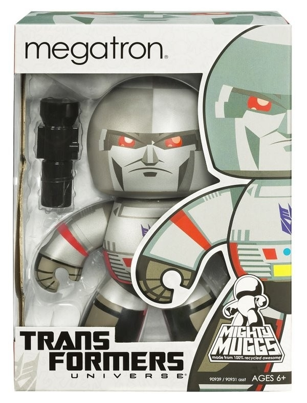 Transformers Mighty Muggs Megatron