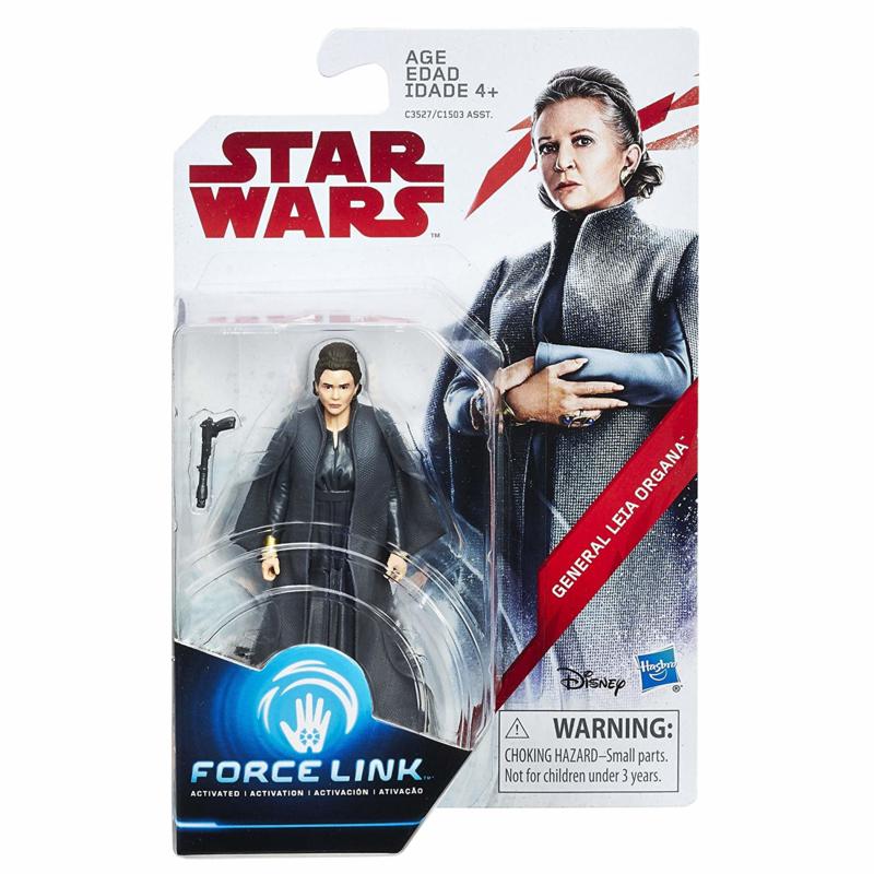 Star Wars The Last Jedi - General Leia Organa