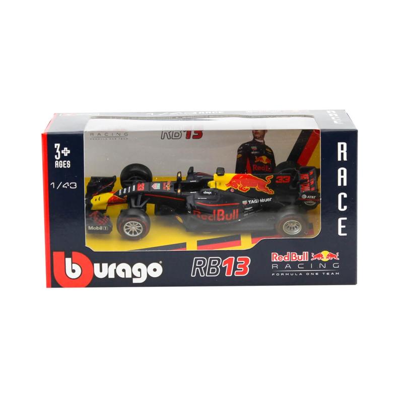 Red Bull Racing  RB13 M. Verstappen 2017 - Bburago 1:43