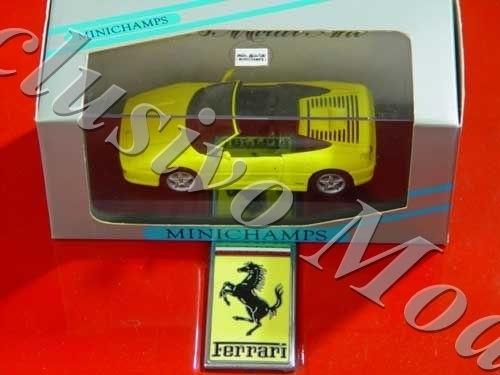 Ferrari F355 spider - Minichamps 1:43