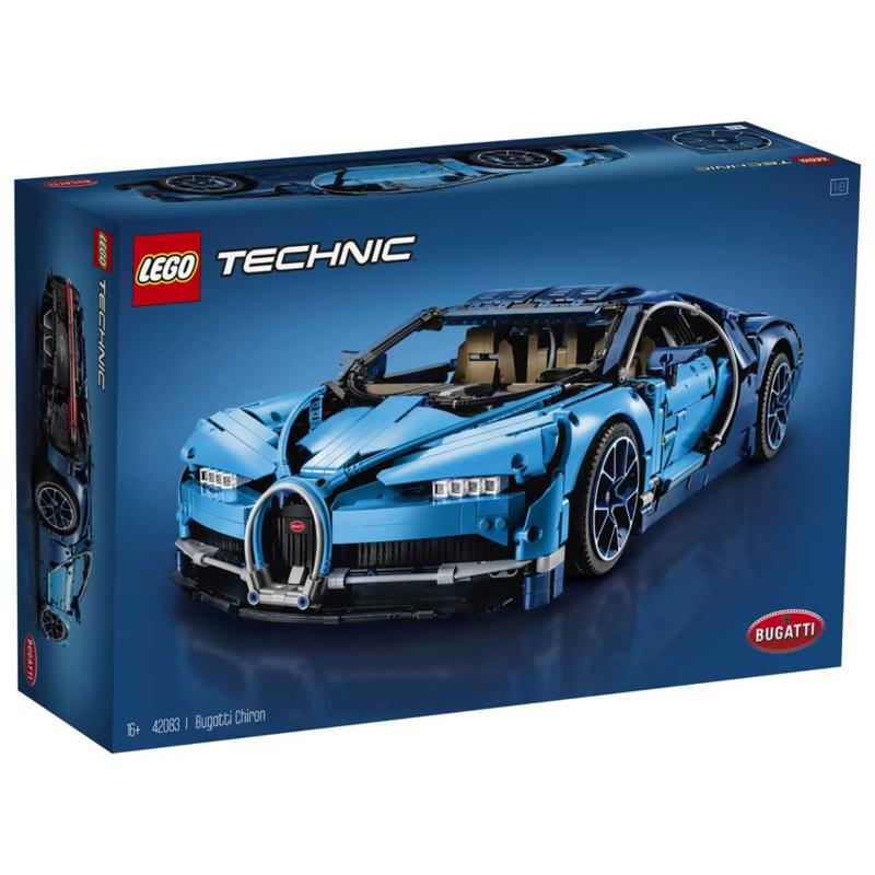 Lego 42083 Bugatti Chiron Lego Technic