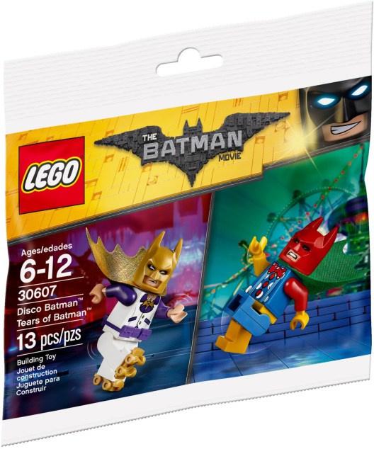 Lego 30607 - Disco Batman - Tears of Batman