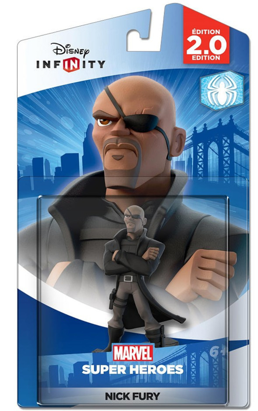 Disney Infinity 2.0 Marvel Super Heroes - Nick Fury