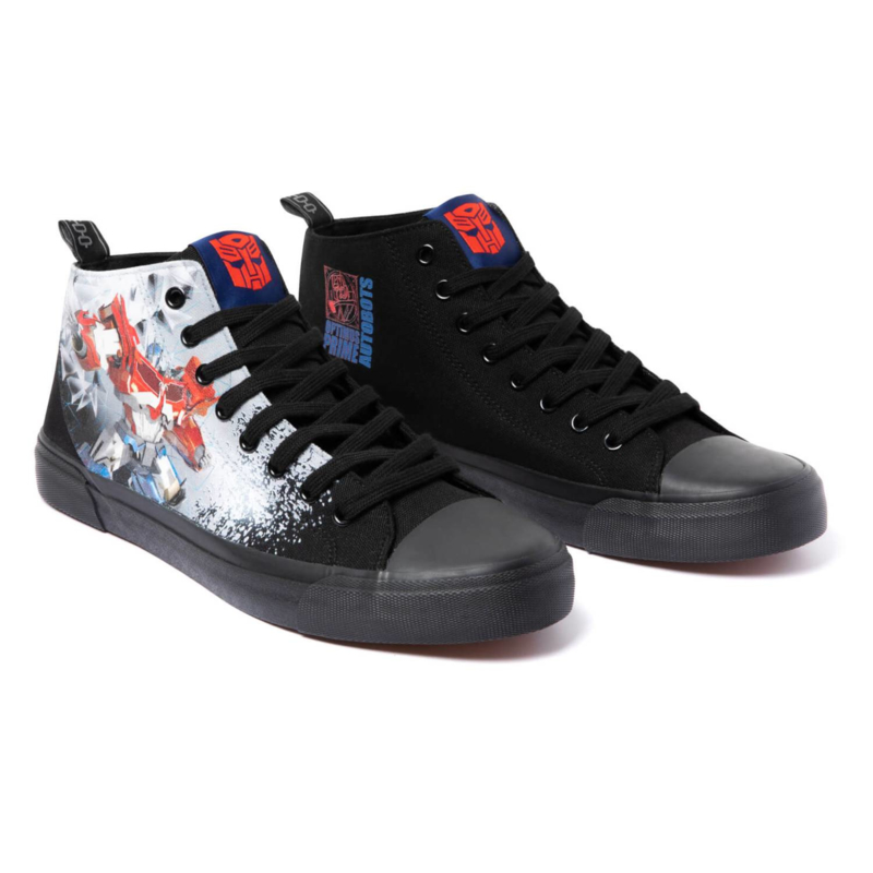 Akedo Transformers Optimus Prime sneakers Limited Edition maat 42