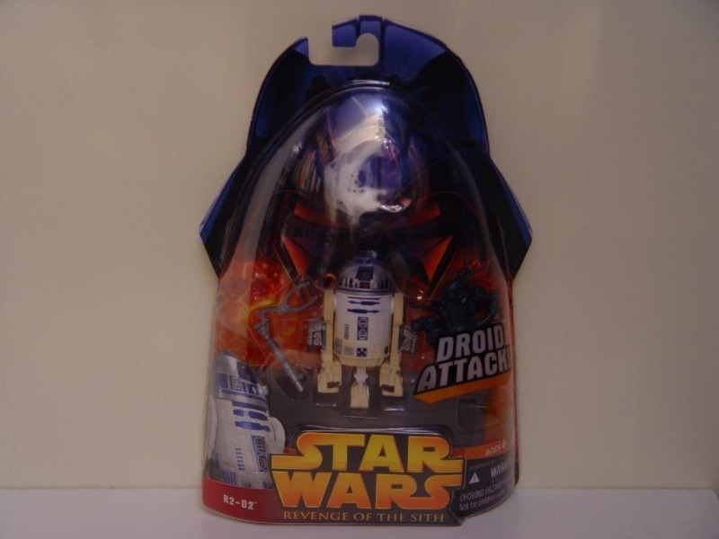 R2-D2 - Episode 3 Revenge of the Sith