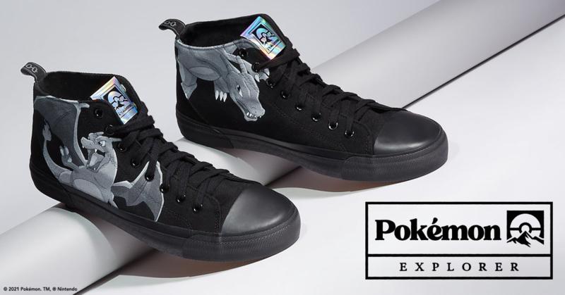 Akedo Pokemon Charizard sneakers Limited Edition maat 42