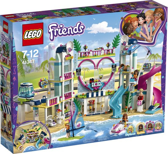 Lego 41347 - Heartlake City Resort - Lego Friends