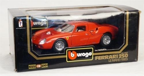 Ferrari 250 LM - Bburago 1:18
